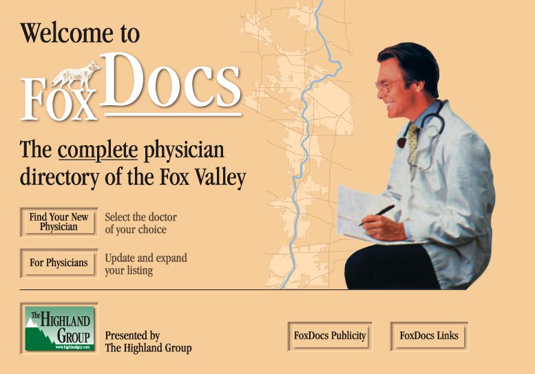 Welcome to FoxDocs