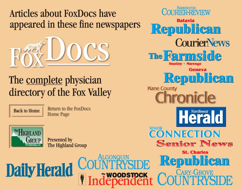 FoxDocs Newspaper Articles